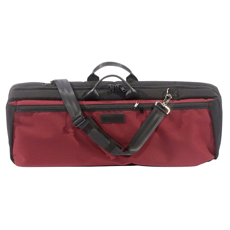 MooradianOblong Viola Case Slip-On Cover with Combination Straps