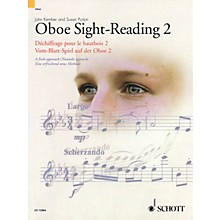 Schott Oboe Sight-Reading 2 Misc Series Written by John Kember