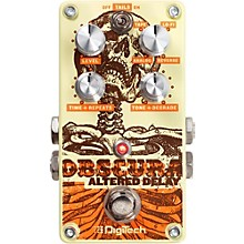 Open BoxDigiTech Obscura Altered Delay Guitar Effects Pedal