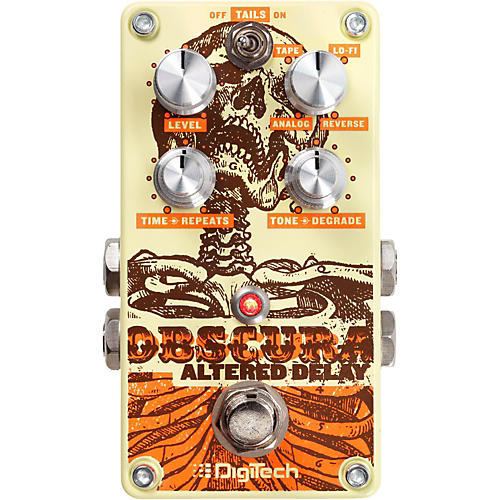DigiTech Obscura Altered Delay Guitar Effects Pedal-thumbnail