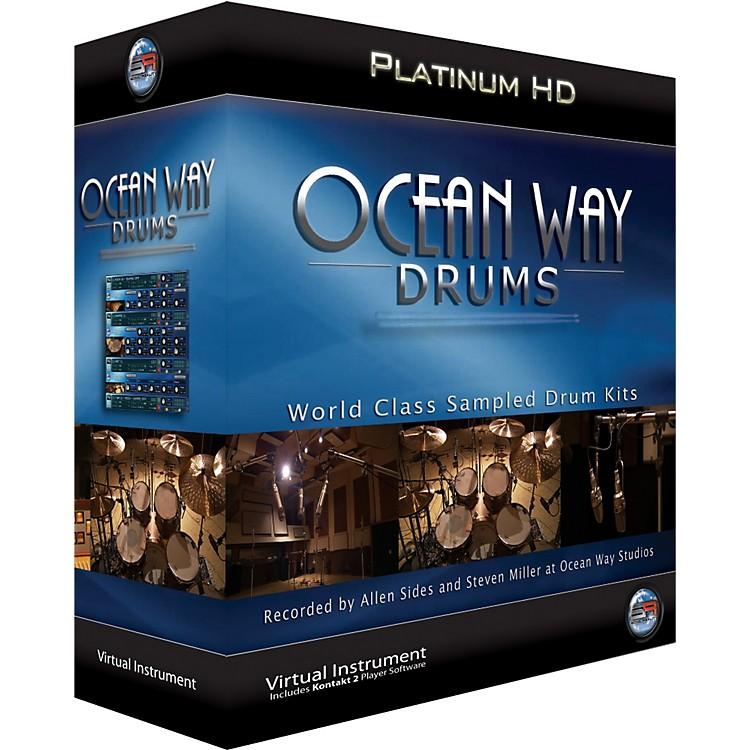 ILIOOcean Way Drums Platinum - Mac
