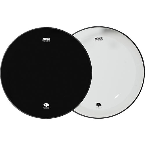 Attack Ocheltree No Overtone Bass Drumhead Pack