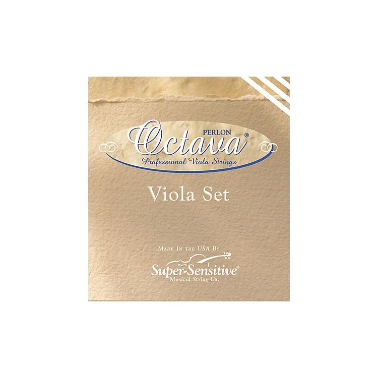 Super SensitiveOctava Viola StringsSet, Medium14 Inch