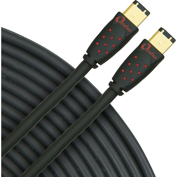 Rapco HorizonOculus 6-Pin to 6-Pin Firewire Cable