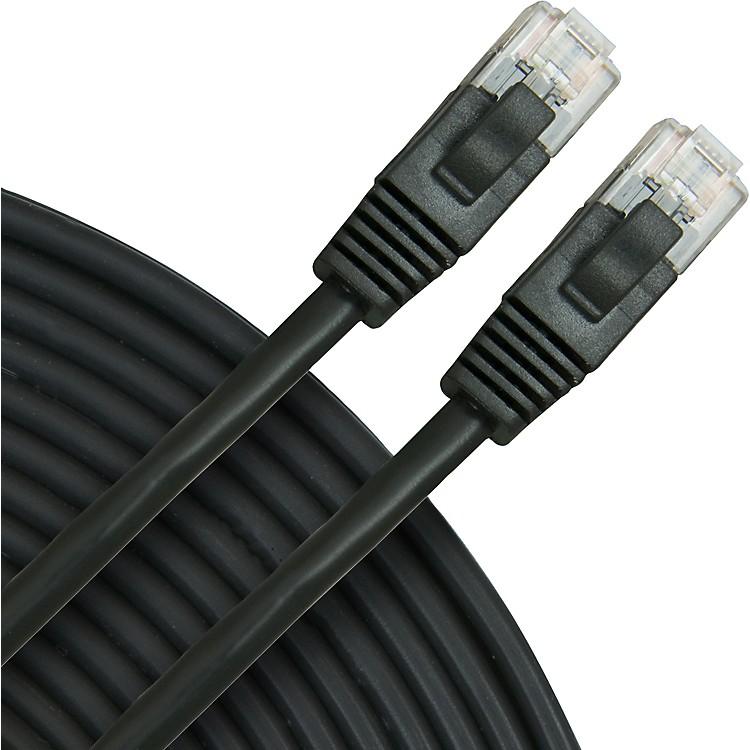 Rapco HorizonOculus Cat5e Patch CableBlack10 Feet