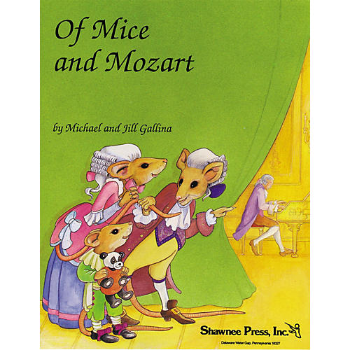 Shawnee Press Of Mice And Mozart 5-Pack Of Performers Parts