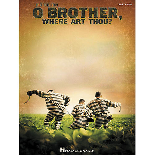 Hal Leonard Oh Brother, Where Art Thou? For Easy Piano-thumbnail