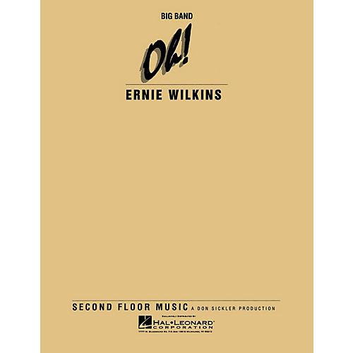 Hal Leonard Oh! Full Score Jazz Band