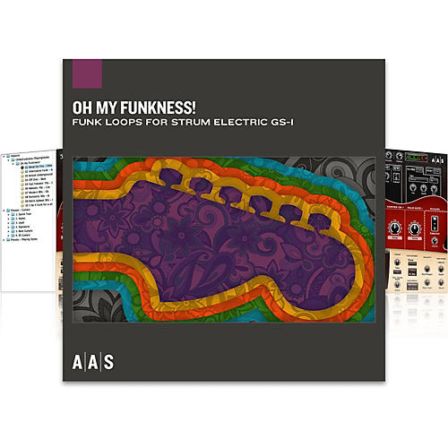 AAS Oh My Funkness! Software Download