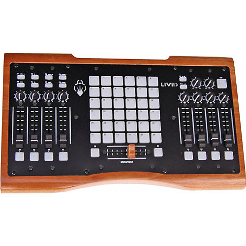 Livid Ohm Wood MIDI Controller-thumbnail