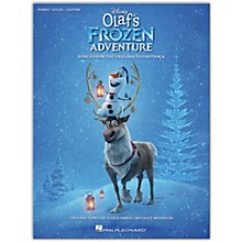 Hal Leonard Olaf's Frozen Adventure - Music from the Motion Picture Soundtrack for Piano/Vocal/Guitar (P/V/G)