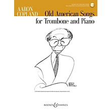 Boosey and Hawkes Old American Songs (Trombone and Piano) Boosey & Hawkes Chamber Music Series Softcover Audio Online