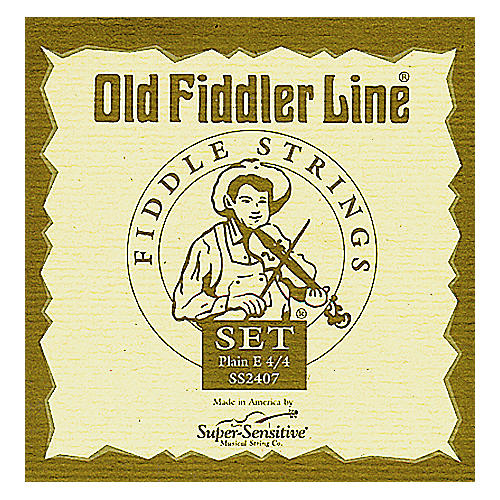Super Sensitive Old Fiddler Violin Strings-thumbnail