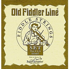 Super Sensitive Old Fiddler Violin Strings Set, Medium 4/4 Size