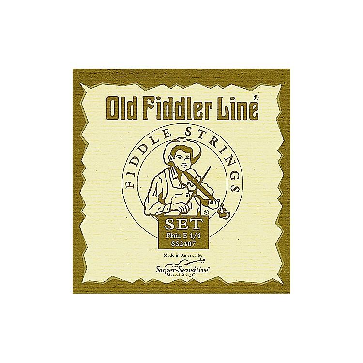 Super SensitiveOld Fiddler Violin StringsSet, Medium4/4 Size