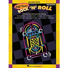 Hal Leonard Old Time Rock N Roll for Big Note Piano 2nd Edition