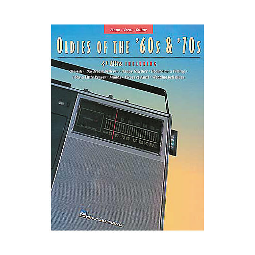 Hal Leonard Oldies Of The '60s and '70s Songbook-thumbnail