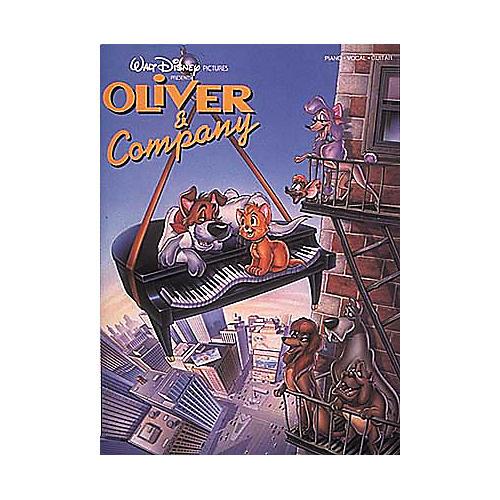 Hal Leonard Oliver & Company Piano, Vocal, Guitar Songbook