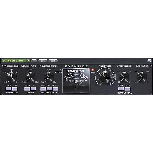Eventide Omnipressor Native AAX64/AU/VST Software Download