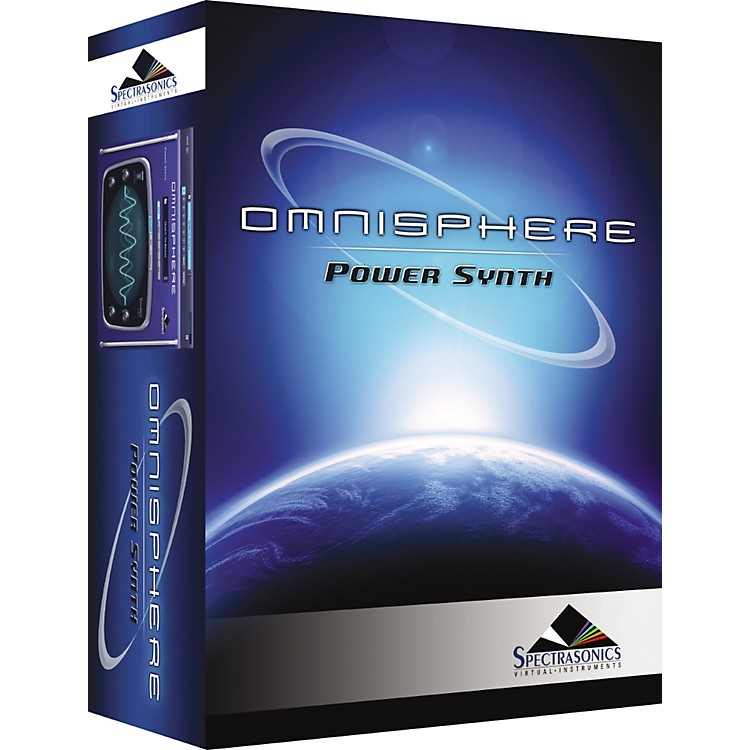 SpectrasonicsOmnisphere Virtual Synth with Free Upgrade to Omnisphere 2 Upon Release
