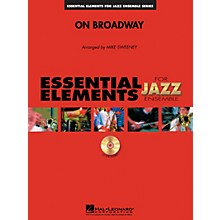 Hal Leonard On Broadway Jazz Band Level 1-2 Composed by Michael Sweeney