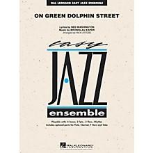 Hal Leonard On Green Dolphin Street Jazz Band Level 2 Arranged by Rick Stitzel