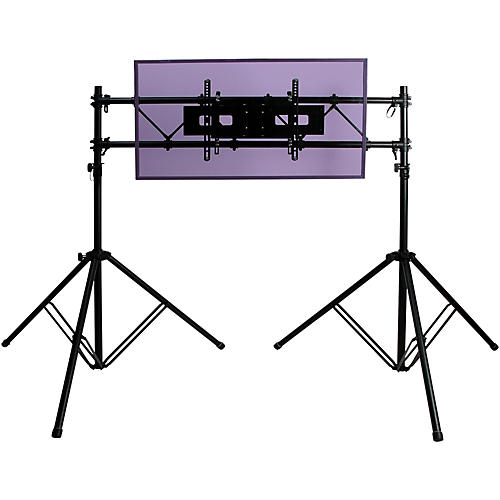 On-Stage Stands On- Stage Truss Mount System w/Tilt and Pan-thumbnail