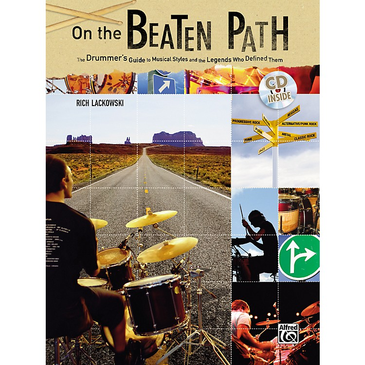 AlfredOn The Beaten Path Book and CD