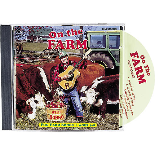 Kimbo On The Farm with Ronno CD/Guide-thumbnail