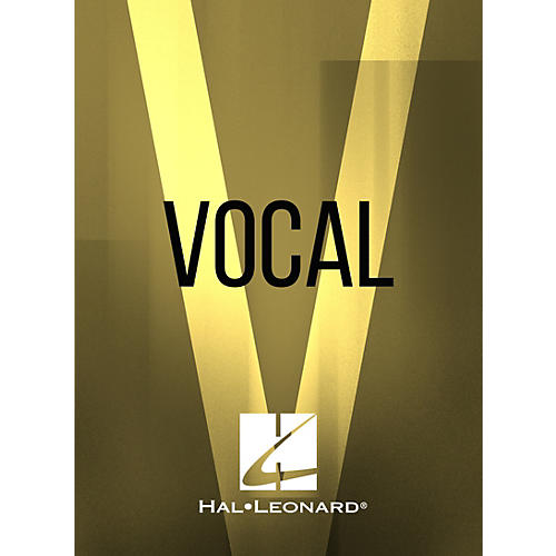 Hal Leonard On a Clear Day You Can See Forever Vocal Score Series  by Burton Lane