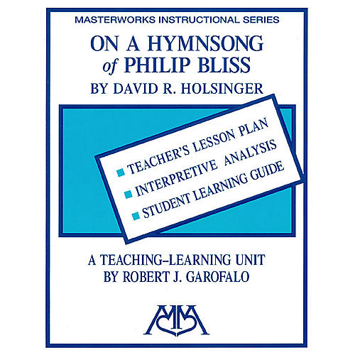 Meredith Music On a Hymn Song of Philip Bliss Concert Band Composed by Robert Garofalo-thumbnail