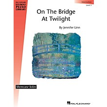 Hal Leonard On the Bridge at Twilight Piano Library Series by Jennifer Linn (Level Inter)
