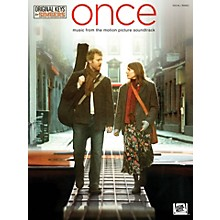Hal Leonard Once - Music From The Motion Picture - Original Keys For Singers