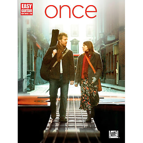 Hal Leonard Once - Music From The Motion Picture For Easy Guitar (With Tab)