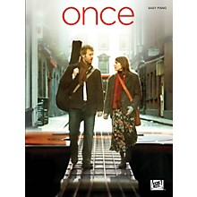Hal Leonard Once - Music From The Motion Picture For Easy Piano