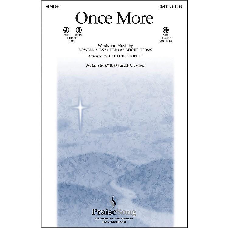 Hal LeonardOnce More SATB