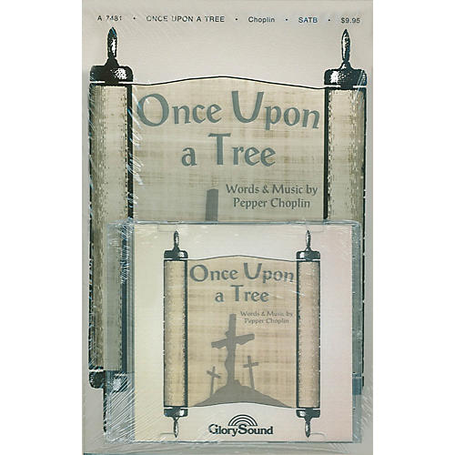 Shawnee Press Once Upon a Tree (Preview Pak (Book/CD)) Preview Pak composed by Pepper Choplin-thumbnail