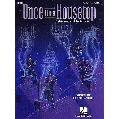 Hal Leonard Once on a Housetop (An International Holiday Musical) Singer 5 Pak Composed by John Higgins-thumbnail