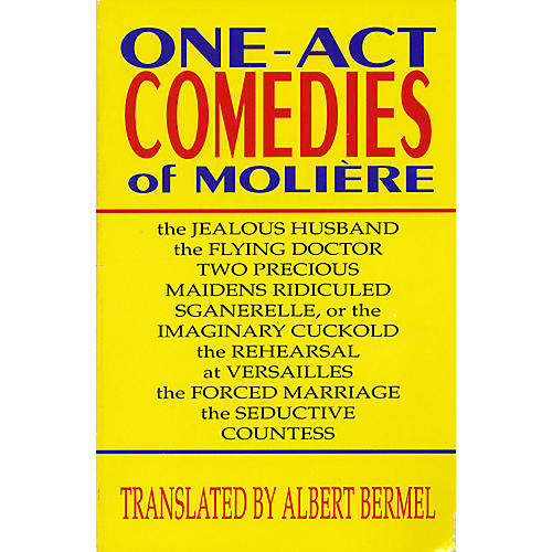 Applause Books One-Act Comedies of Molière (Seven Plays) Applause Books Series Softcover Written by Moliere-thumbnail