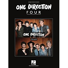 Hal Leonard One Direction - Four for Piano/Vocal/Guitar