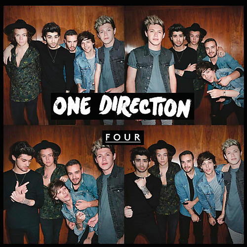 Sony One Direction - Four