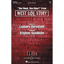Hal Leonard One Hand, One Heart (from West Side Story) SSA Arranged by William Stickles