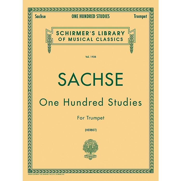 G. SchirmerOne Hundred Studies Trumpet