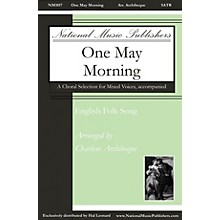 National Music Publishers One May Morning SATB arranged by Charlene Archibeque
