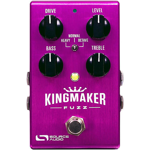 Source Audio One Series Kingmaker Fuzz Pedal-thumbnail