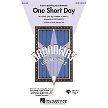 Hal Leonard One Short Day (from Wicked) ShowTrax CD Arranged by Roger Emerson