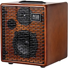 Acus Sound Engineering One for Strings 5 50W 1x5 Acoustic Guitar Combo Amp Wood