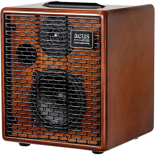 Acus Sound Engineering One for Strings 5 50W 1x5 Acoustic Guitar Combo Amp-thumbnail