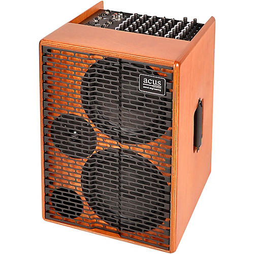 Acus Sound Engineering One for Strings AD 350W 2x8 Acoustic Guitar Combo Amp-thumbnail