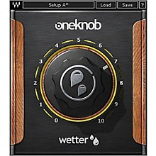 Waves OneKnob Wetter Native/SG Software Download